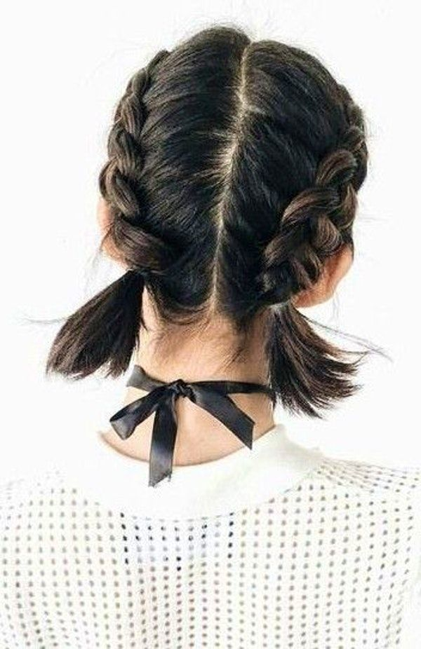 dutch french braid tutorial
