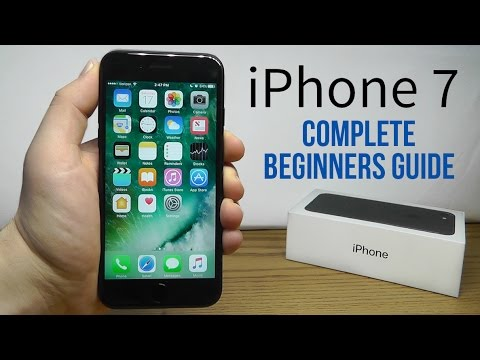 iphone 8 tutorial for beginners