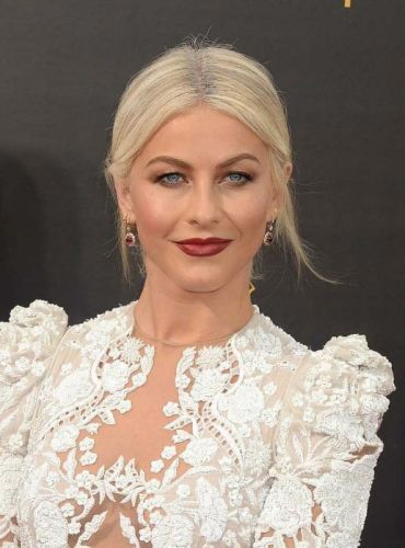 julianne hough updo hair tutorial