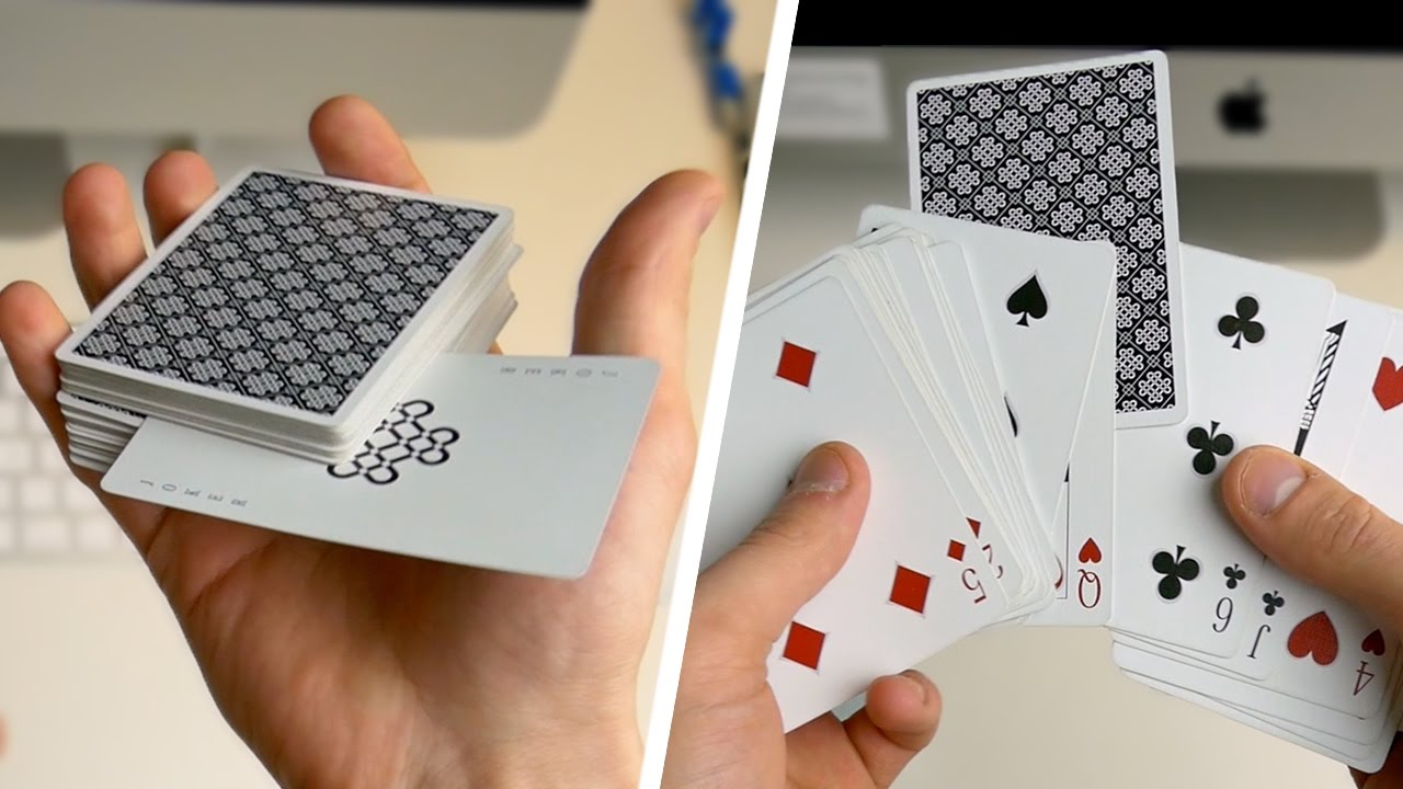 card trick tutorial for beginners