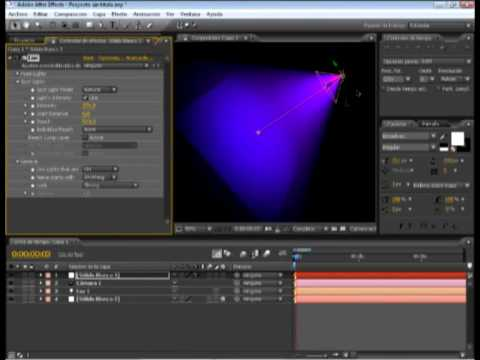lux after effects tutorial