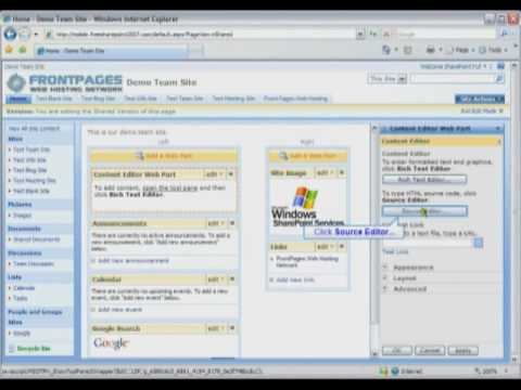 sharepoint 2010 web parts tutorial