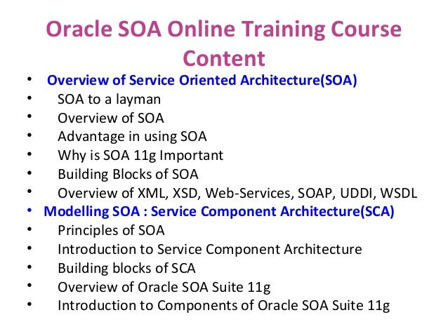 soa web services tutorial